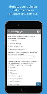 MOBROG App Umfrage