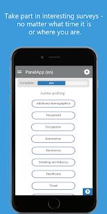 MOBROG App Umfragen
