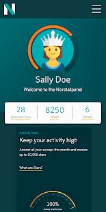 NorstatPanel App1
