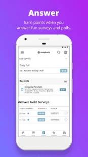 Swagbucks App Umfrage