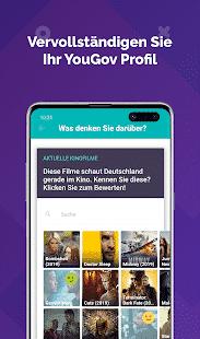 YouGov App Profil