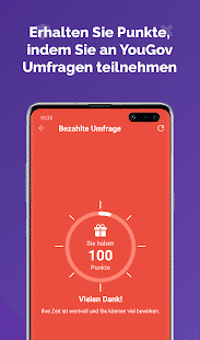 YouGov App Punkte
